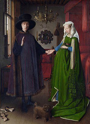 Flemish painter Jan van Eyck